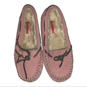 SoftMoc   Girls Moccasin Slippers